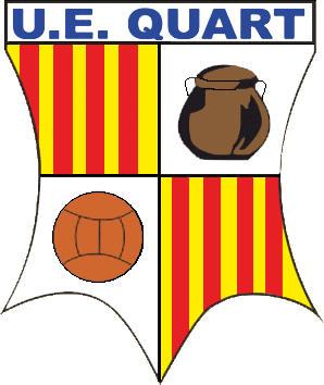 Escudo de U.E. QUART (CATALUÑA)