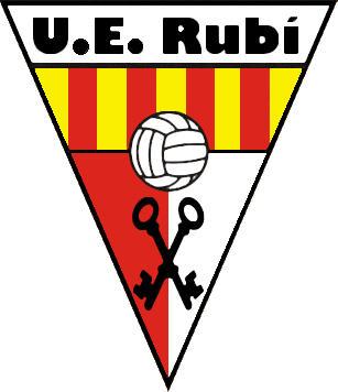 Escudo de U.E. RUBÍ (CATALUNHA)