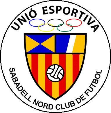 Escudo de U.E. SABADELL NORD C.F. (CATALUÑA)