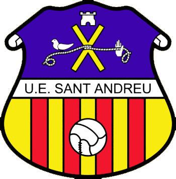 Escudo de U.E. SAN ANDRES (CATALUÑA)