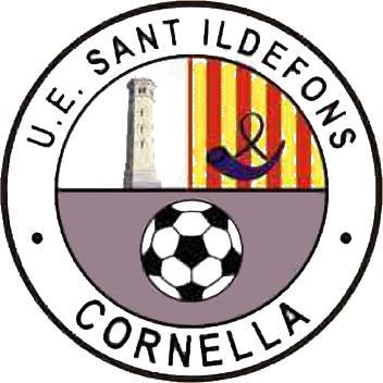 Escudo de U.E. SANT ILDEFONS (CATALUNHA)