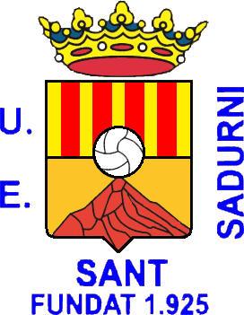 Escudo de U.E. SANT SADURNÍ (CATALUÑA)