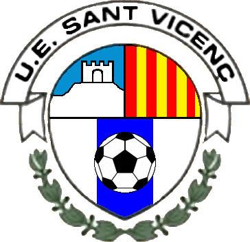 Escudo de U.E. SANT VICENÇ (CATALUÑA)