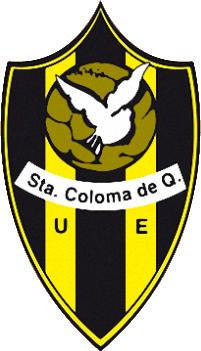 Escudo de U.E. SANTA COLOMA DE QUERALT (CATALUÑA)