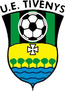Escudo de U.E. TIVENYS (CATALUÑA)