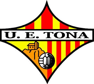 Escudo de U.E. TONA (CATALUNHA)