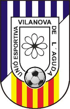 Escudo de U.E. VILANOVA DE L'AGUDA (CATALUÑA)