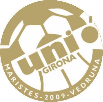 Escudo de UNIÓ GIRONA A.C.E. (CATALUÑA)