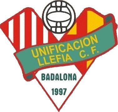 Escudo de UNIFICACIÓN LLEFIA C.F (CATALUNHA)