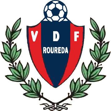 Escudo de V.D.F. ROUREDA (CATALUÑA)