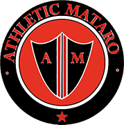 Escudo de ATHLETIC MATARÓ