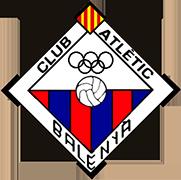 Escudo de C. ATLÈTIC BALENYÀ