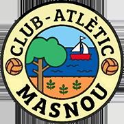 Escudo de C. ATLÈTIC MASNOU