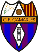 Escudo de C.F. CAMARLES
