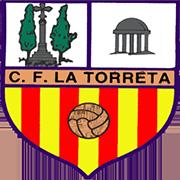 Escudo de C.F. LA TORRETA