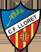 Escudo de C.F. LLORET