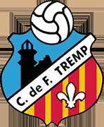 Escudo de C.F. TREMP