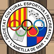Escudo de S.C.E.R. L'AMETLLA DE MAR