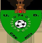 Escudo de U.E. CAN ROCA 74