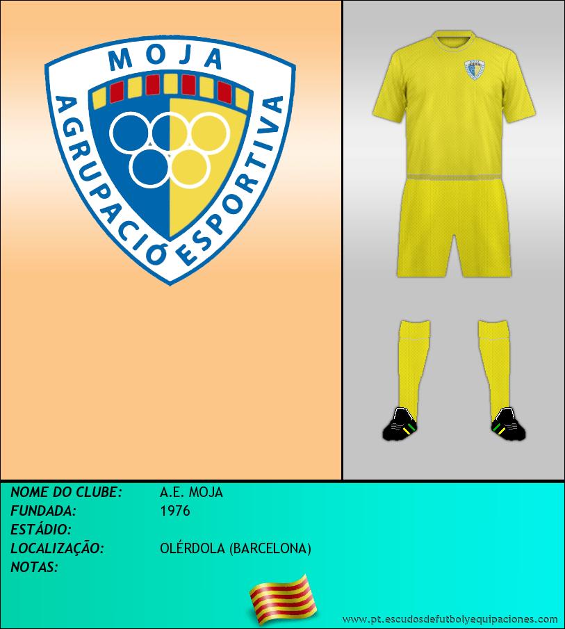 Escudo de A.E. MOJA