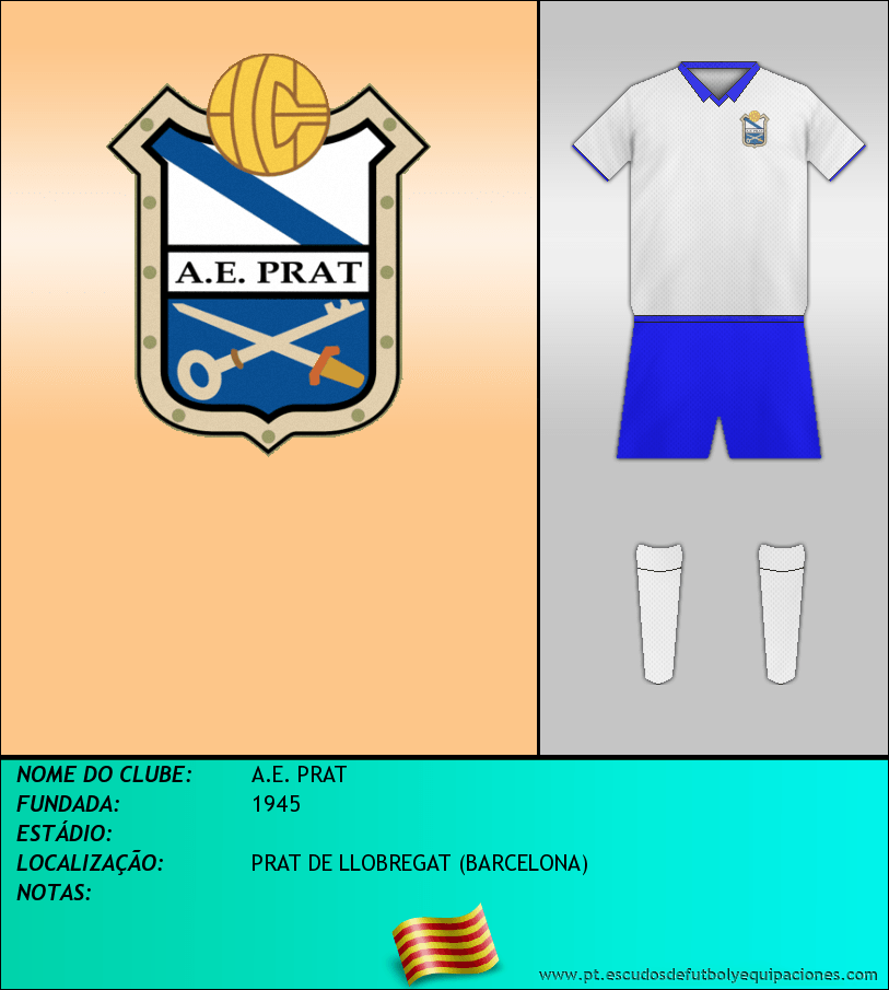 Escudo de A.E. PRAT