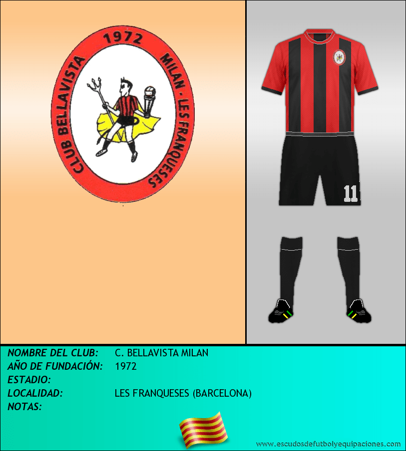 Escudo de C. BELLAVISTA MILAN