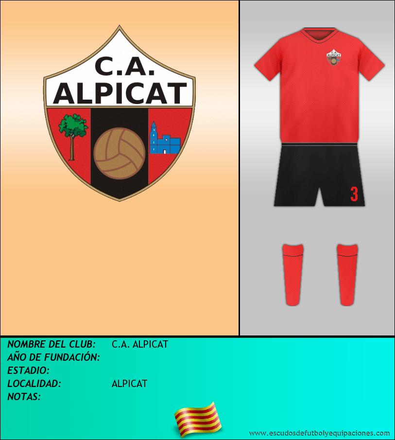Escudo de C.A. ALPICAT