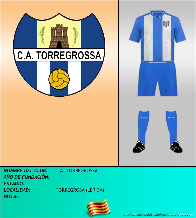 Escudo de C.A. TORREGROSSA
