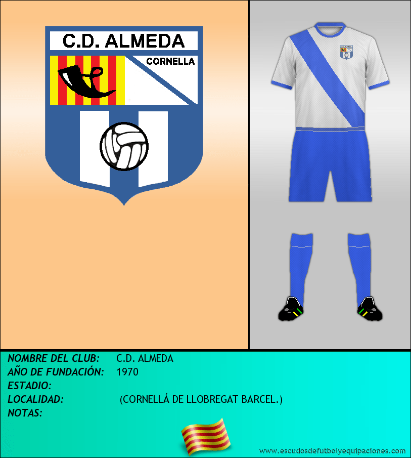 Escudo de C.D. ALMEDA