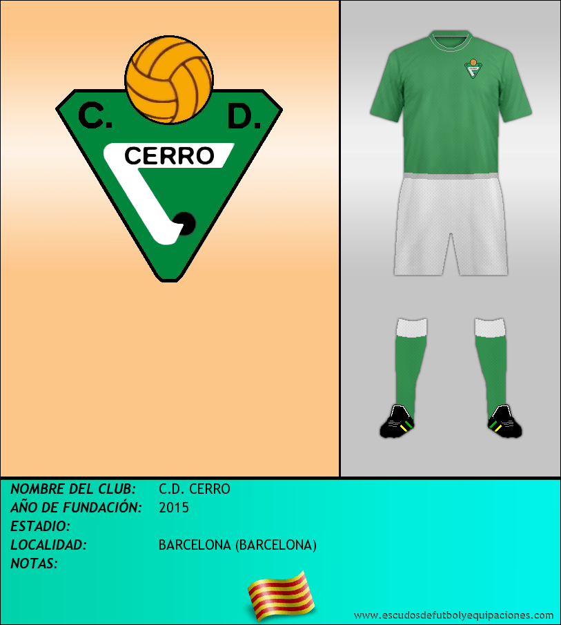 Escudo de C.D. CERRO