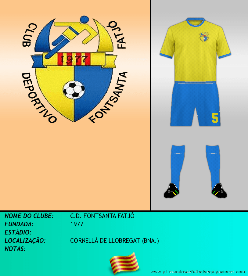 Escudo de C.D. FONTSANTA FATJÓ