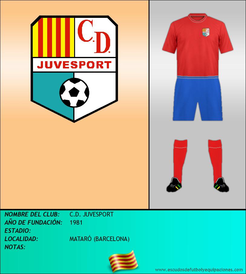 Escudo de C.D. JUVESPORT