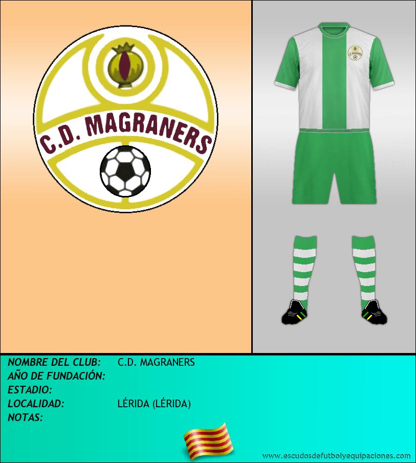 Escudo de C.D. MAGRANERS