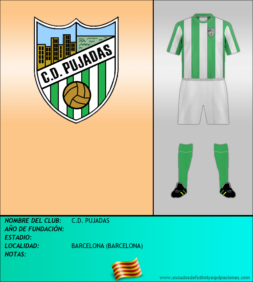Escudo de C.D. PUJADAS