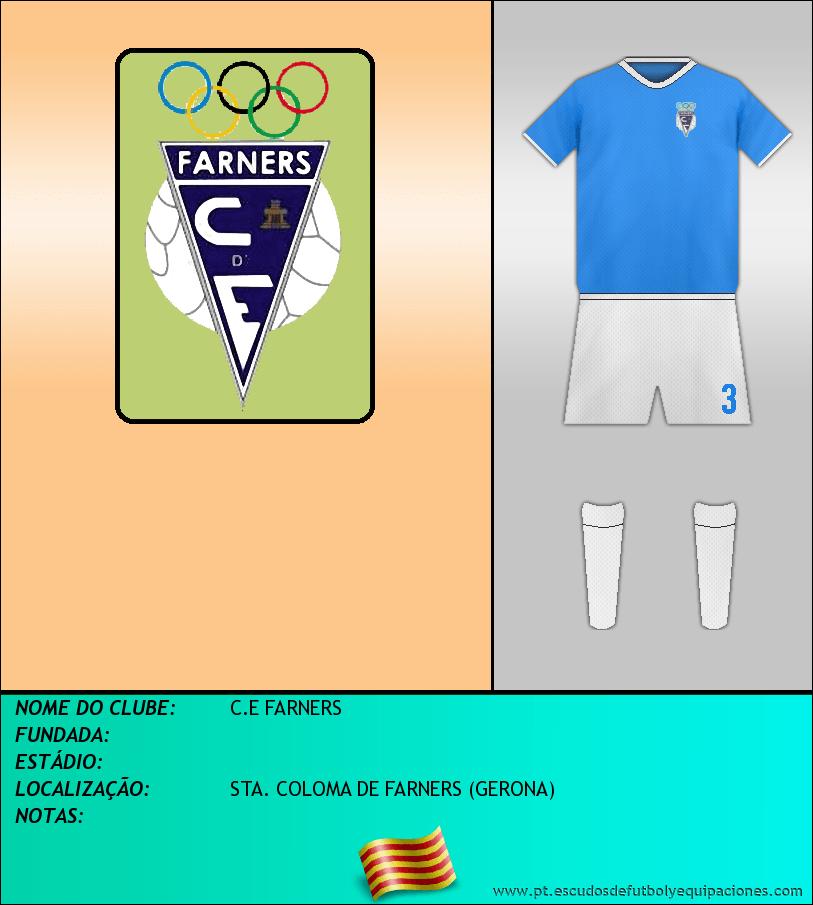 Escudo de C.E FARNERS