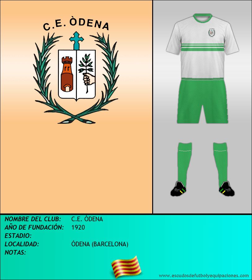 Escudo de C.E. ÒDENA