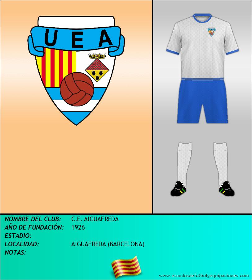 Escudo de C.E. AIGUAFREDA