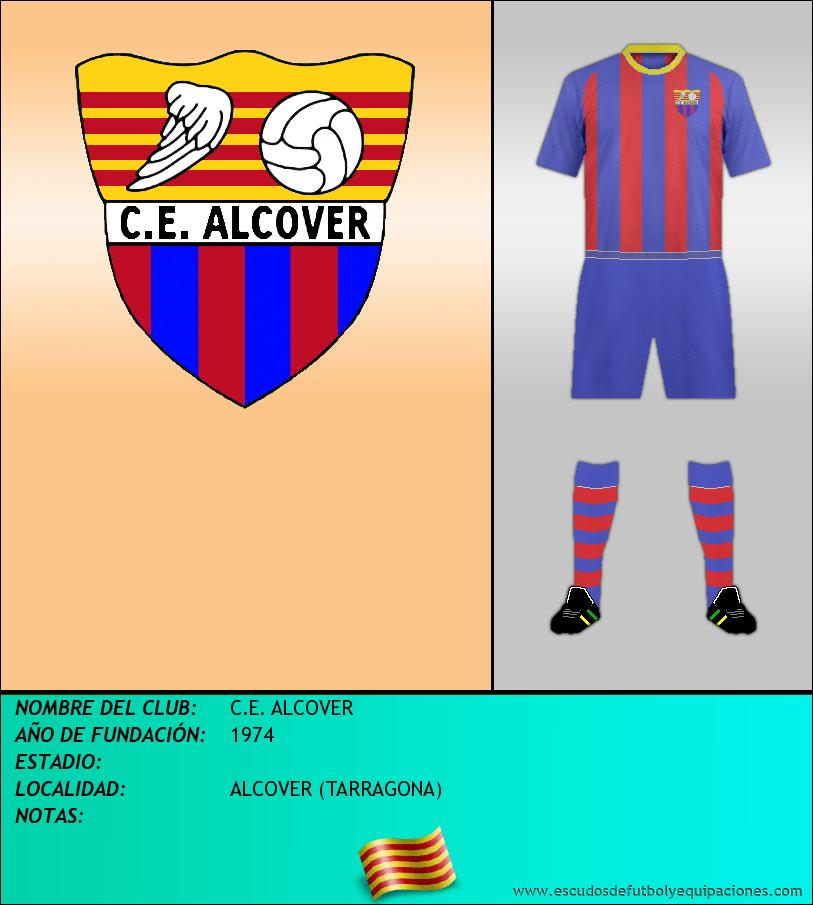 Escudo de C.E. ALCOVER