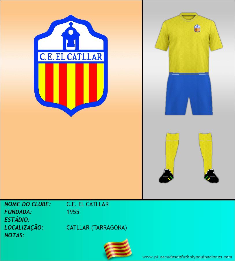 Escudo de C.E. EL CATLLAR