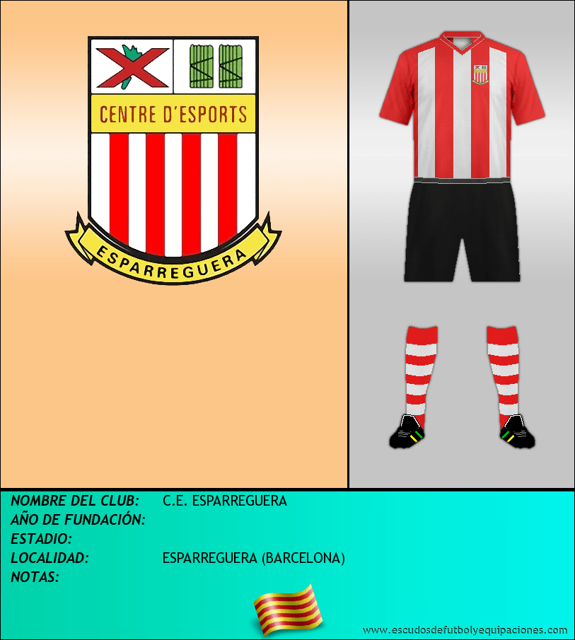 Escudo de C.E. ESPARREGUERA
