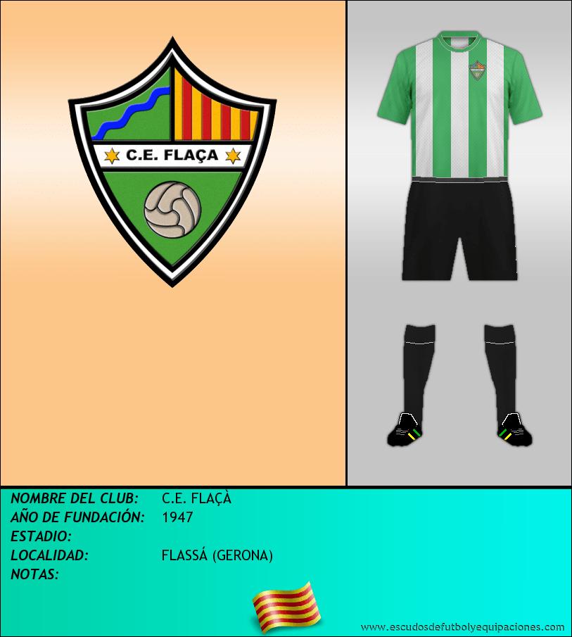 Escudo de C.E. FLAÇÀ