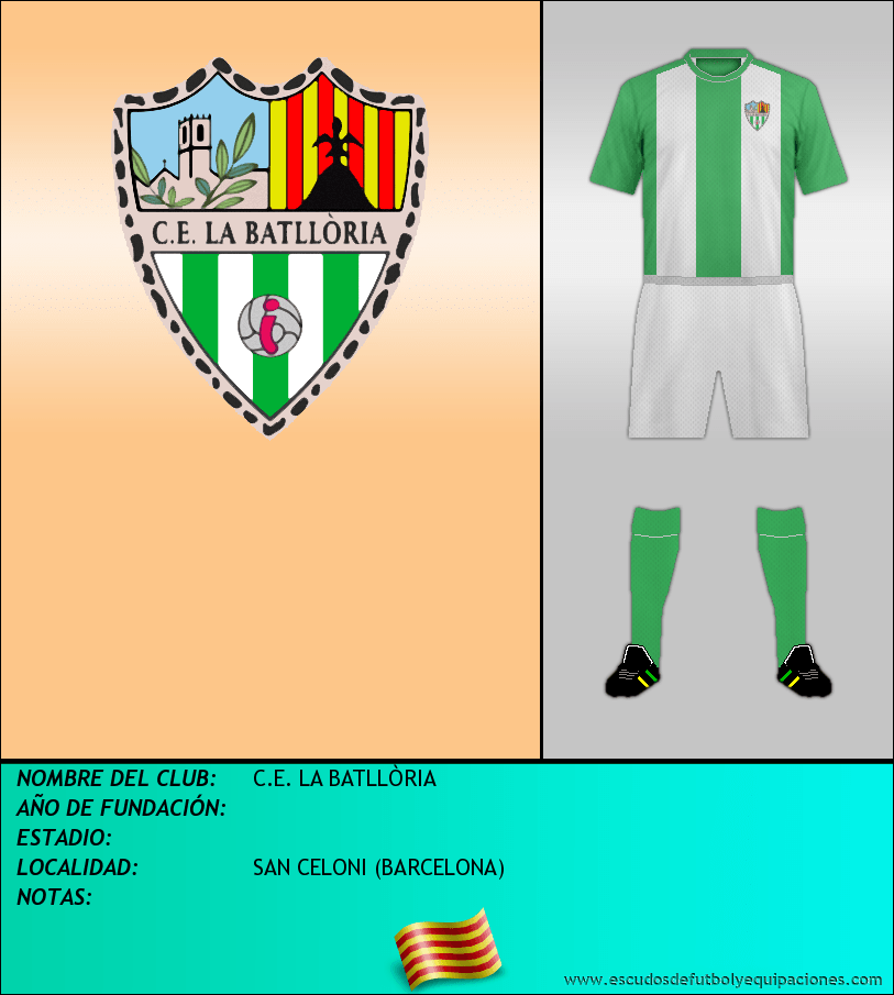 Escudo de C.E. LA BATLLÒRIA