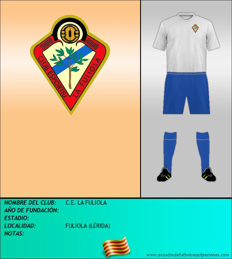 Escudo de C.E. LA FULIOLA