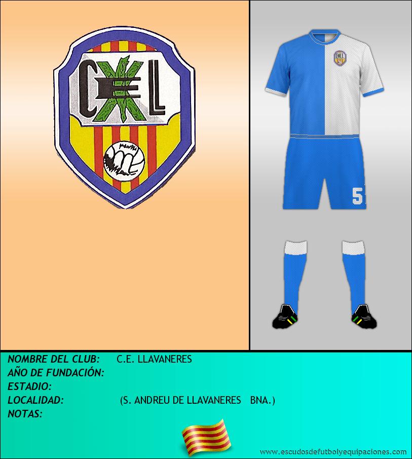 Escudo de C.E. LLAVANERES