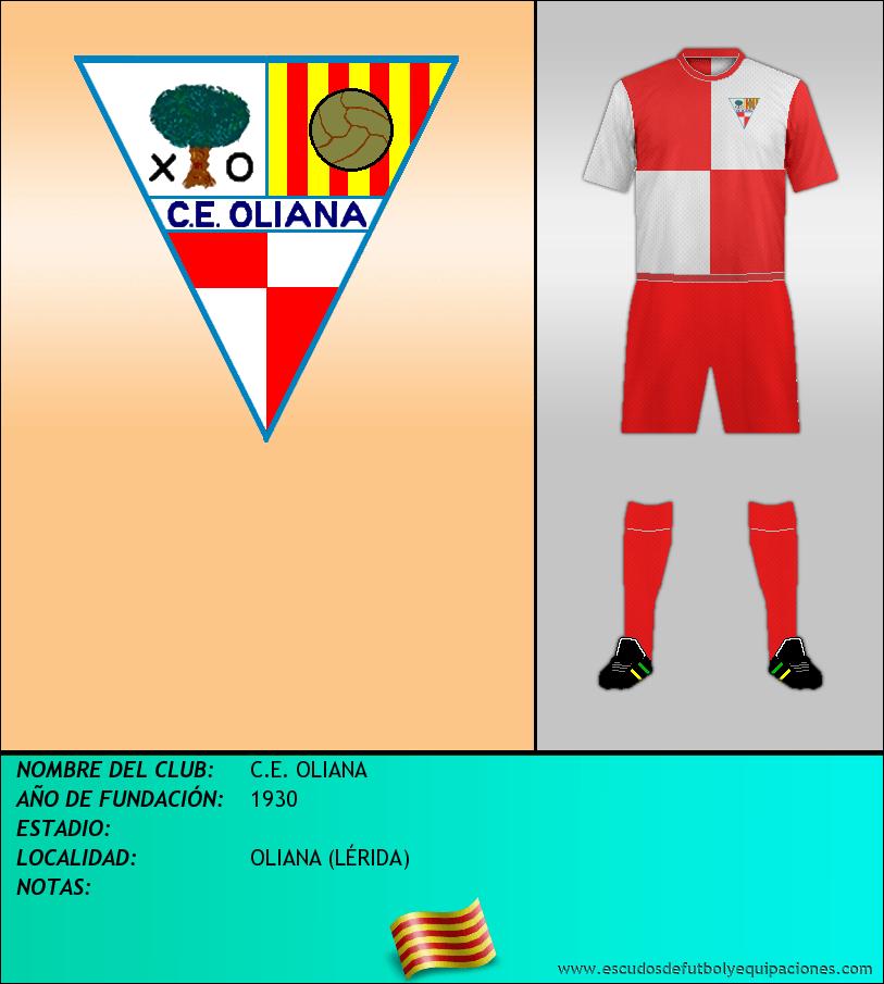 Escudo de C.E. OLIANA