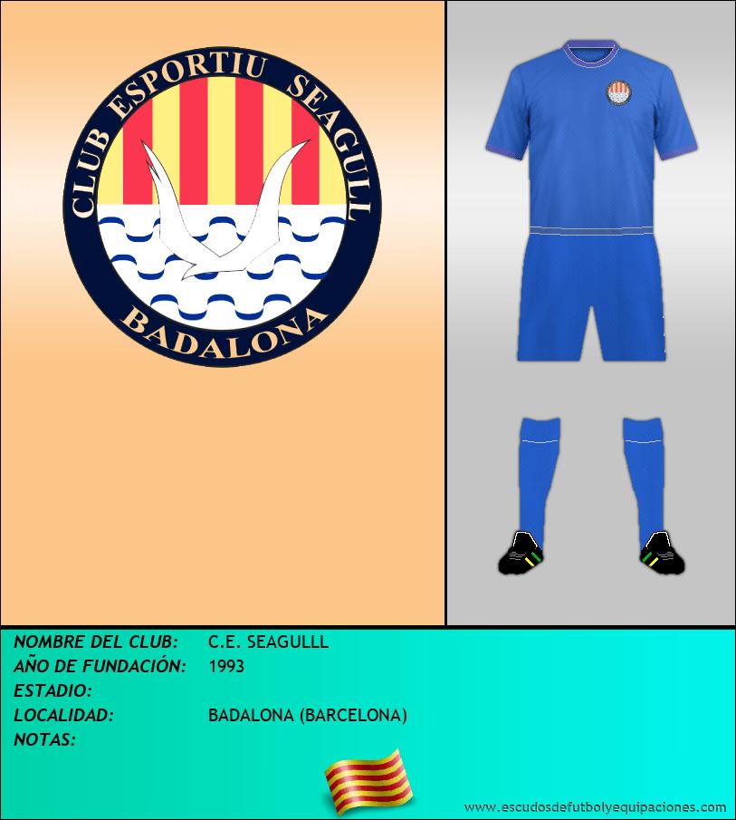 Escudo de C.E. SEAGULLL