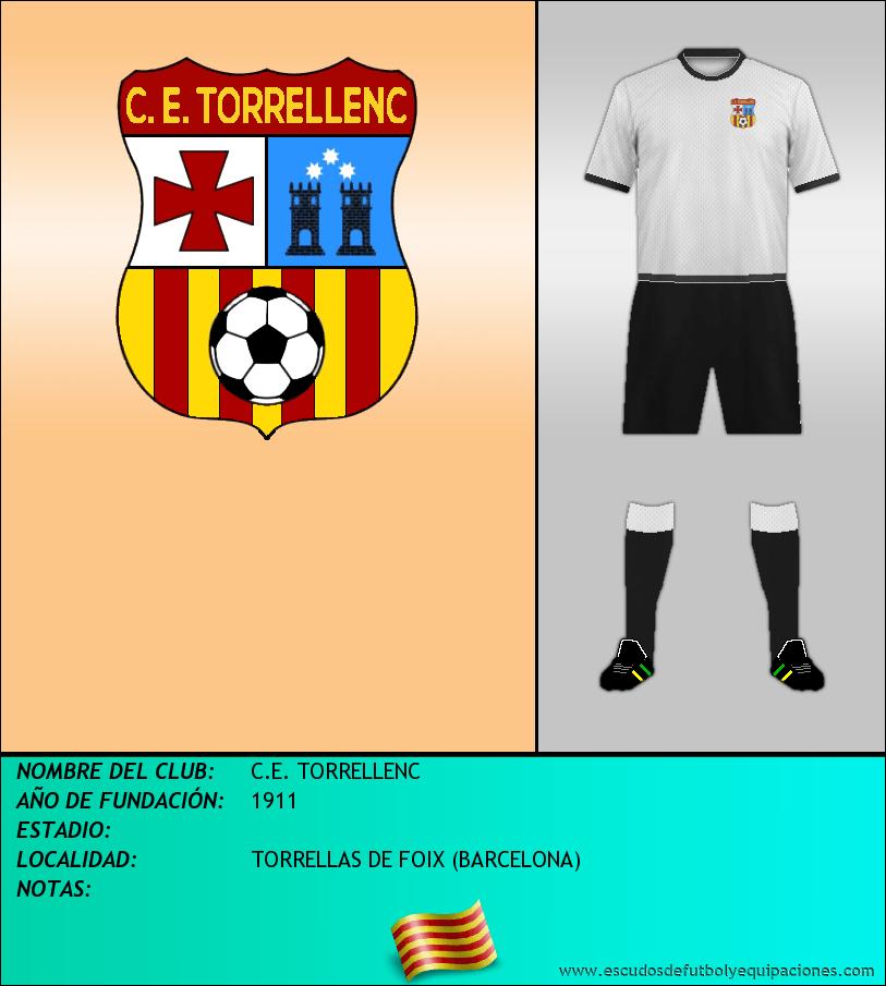 Escudo de C.E. TORRELLENC