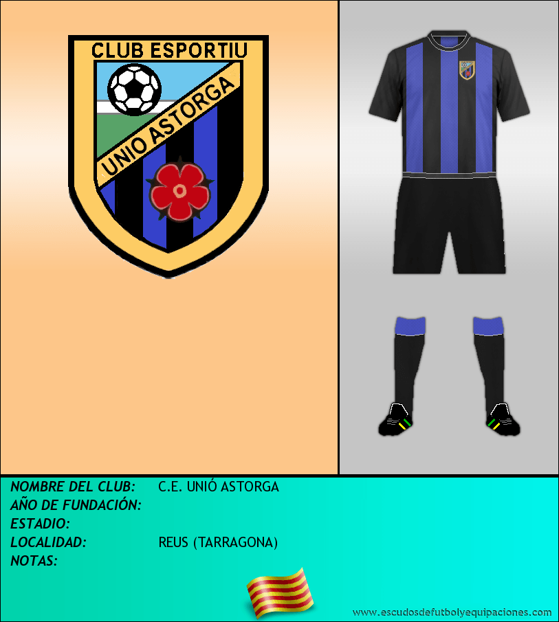 Escudo de C.E. UNIÓ ASTORGA