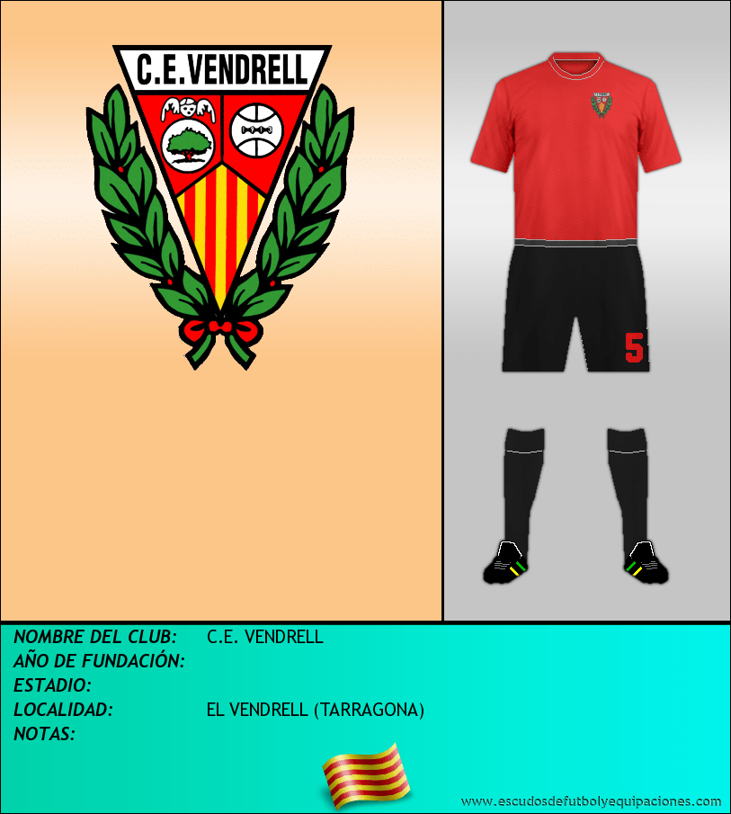Escudo de C.E. VENDRELL