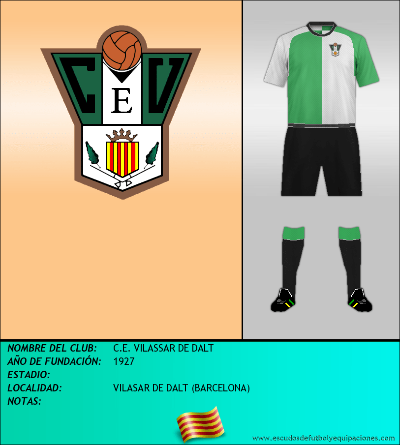 Escudo de C.E. VILASSAR DE DALT